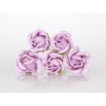 Бутоны роз большие - Св. сиреневые, 1 шт