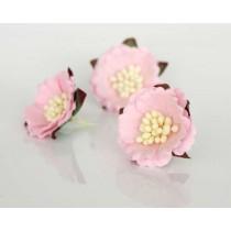 Китайские пионы 2 - Св.розовые, 1 шт.