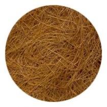 Сизалевое волокно BHG-20 «Blumentag» 20 ± 3 г (св.коричневый)