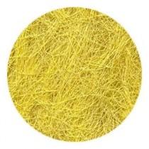 Сизалевое волокно BHG-20 «Blumentag» 20 ± 3 г (желтый)