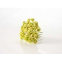 Гипсофилы зеленый+белый 558, 1 шт