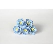Цветы вишни - Голубые 170 1 шт