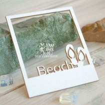 Чипборд слайд Beach Hr-115