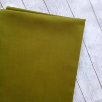"Премиум сатин ""Зеленый"" размер 50х40 см., пл.135 гр/м2, Турция"