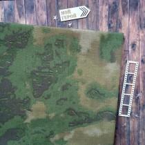 "Отрез ткани Рип-Стоп ""Камуфляж"" зелено-коричневый, 33х70 см"