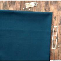 """Отрез ткани однотонная """"Морская волна"""" (сине-зеленый), 33х70 см"""