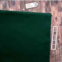 Отрез ткани однотонная зеленая, 33х70 см