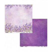 """Лист двусторонней бумаги """"Meadow Impressions 05/06"""" 30,5х30,5 см., пл.250 гр"""
