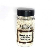 Mix media Arsty stone гранулы средние, 90 мл.