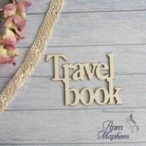 Travel book, размер: 6х4,1 см
