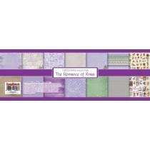 Набор бумаги для скрапбукинга 30,5х30,5 см 190 гр/м Новогодний Пейзаж, 8 л