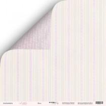 Лист двусторонней бумаги 30x30 от Scrapmir Мята из коллекции Little Bunny  SM2400001