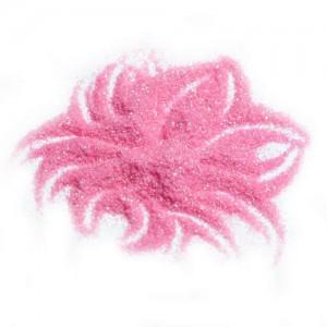 Блестки цветные 50мл Перламутровый розовый